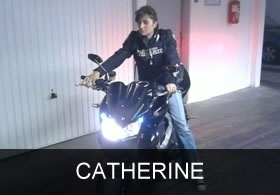 Catherine Account Manager / Planning controler - We Travel France
