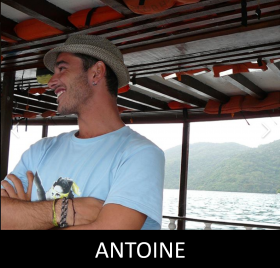 Antoine -  Project Manager - We Travel France